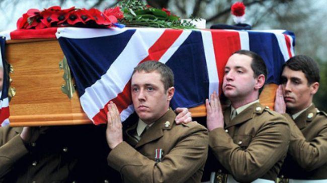 British Soldier Killed in Afghanistan