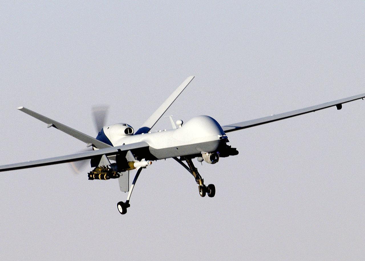 Israeli Drones Take Over Afghan Skies