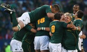 Lions' Roar is Silenced by the Boot of Steyn