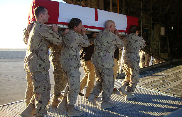 Two American Soldiers Under Canadian Command Killed in Afghanistan