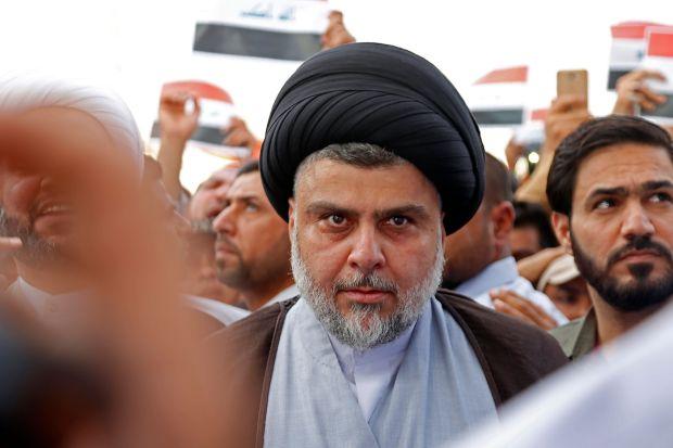 U.S. Iran Agree al-Sadr Out
