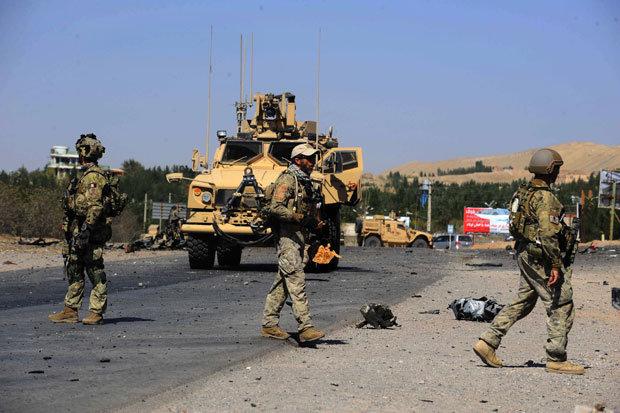 Afghan Tour Next For SAS
