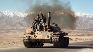Taliban on The Rise in Afghanistan