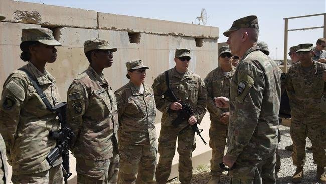 Afghan Soldier Kills Three US Troops