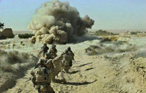 5 militants killed 4 injured in W Afghanistan