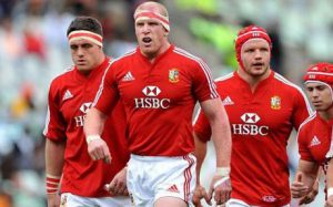 Paul O'Connell to Lead Strong British & Irish Lions Against Sharks