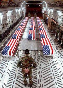 US Military Deaths in Iraq War