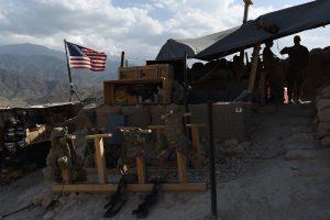 US Strike Kills Three Afghan Women