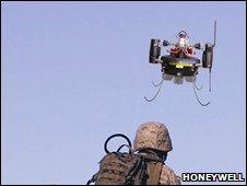 T-Hawk Micro Air Vehicle