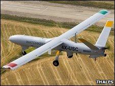 Watchkeeper UAV